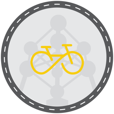 Logo of project Bike4Brussels